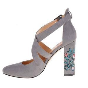 American Glamour by Badgley Mischka Abbey Heels